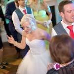 Bride Having A Ball