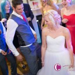 Bride Throwing Some Shapes On The Dancefloor