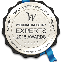 Wedding Industry Experts 2015 Awards