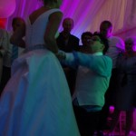 Groom Serenades Bride