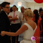 Marquee First Dance