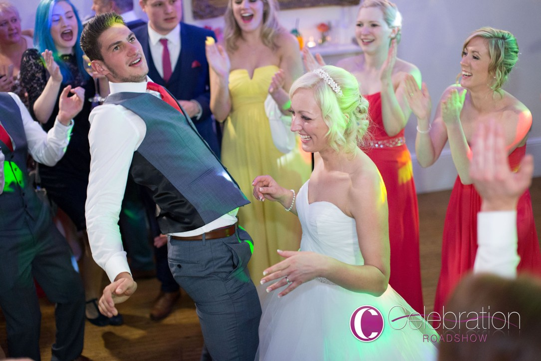 Your Guests Will Just Want To Dance with our Wedding DJ